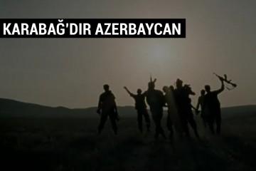 Karabağ'dır Azerbaycan
